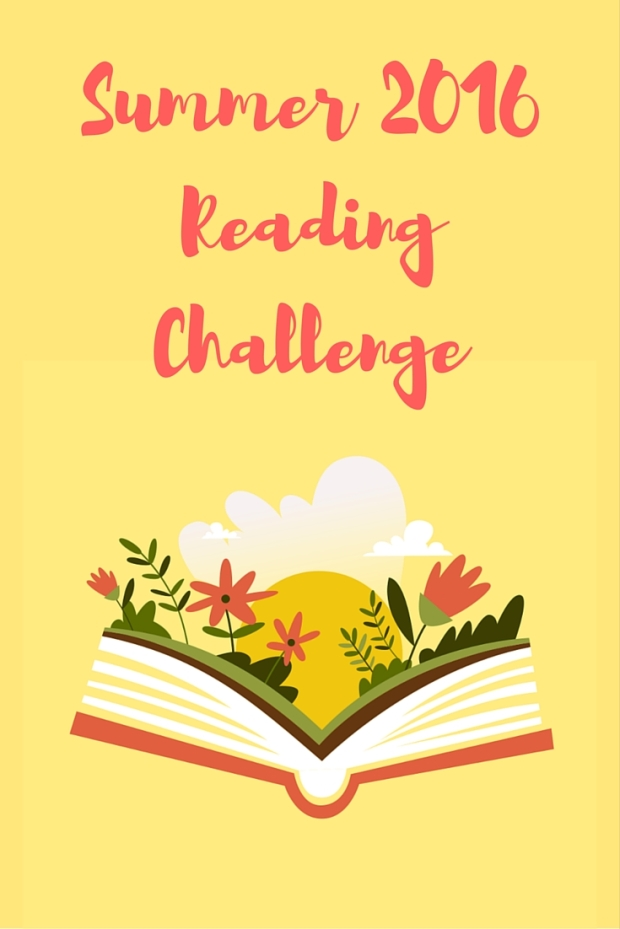 Summer 2016 Reading Challenge